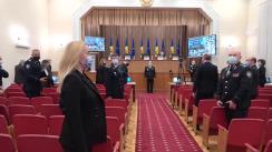 Ședința Colegiului Ministerului Afacerilor Interne
