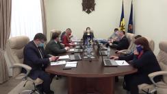 Ședința Consiliului Superior al Procurorilor din 28 ianuarie 2021 (a II-a parte)