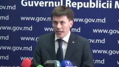 Declarațiile viceministrului Justiției, Oleg Efrim, după ședința guvernului din 19 mai 2010