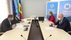 Proba interviului din cadrul concursului pentru suplinirea funcției de inspector de integritate în cadrul Autorității Naționale de Integritate