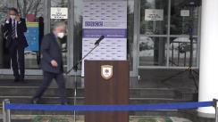 Briefing de presă susținut de Reprezentantul Special al Președintelui în exercițiu al OSCE din partea Suediei pentru procesul de reglementare transnistreană, ambasadorul Thomas Mayr-Harting