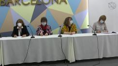 """Club de presă organizat de Centrul de Investigații Jurnalistice cu tema """"Acordarea ajutorului social în trei regiuni ale Republicii Moldova: eficiența și integritatea procesului"""""""
