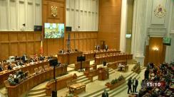 Ședința în plen a Camerei Deputaților României din 1 februarie 2021