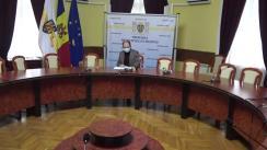 Declarație de presă susținută de Primarul municipiului Chișinău, Ion Ceban
