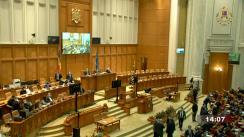 Ședința în plen a Camerei Deputaților României din 2 februarie 2021