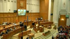Ședința în plen a Camerei Deputaților României din 8 februarie 2021