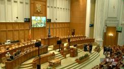Ședința în plen a Camerei Deputaților României din 10 februarie 2021