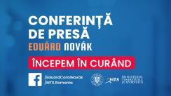 """Conferință de presă organizată de Ministerul Tineretului și Sportului cu ocazia preluării Stadionului """"Arcul de Triumf"""" de la Compania Națională de Investiții"""