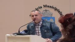 Primarul General, Sorin Oprescu, decernează diplome IN HONORIS și premii celor 37 de olimpici internaționali