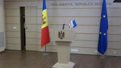 Declarațiile lui Andrian Candu după ședința Parlamentului Republicii Moldova din 11 februarie 2021