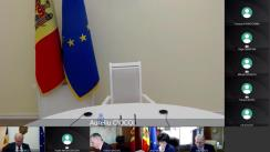 Ședința Guvernului Republicii Moldova din 12 februarie 2021