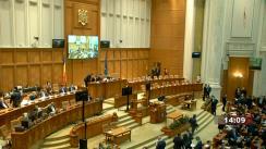 Ședința comună a Camerei Deputaților și Senatului României din 17 februarie 2021