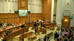 Ședința în plen a Camerei Deputaților României din 22 februarie 2021