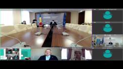 Ședința Comisiei de control al finanțelor publice din 23 februarie 2021