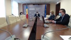 Audieri publice organizate de Comisia economie, buget și finanțe pe subiectul situației create în sectorul HoReCa