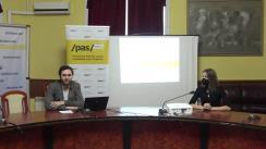 """Conferință de presă organizată de Fracțiunea PAS din CMC pe tema """"Elaborarea Standardelor de Calitate în Transportul Public din Municipiul Chișinău"""""""