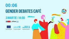 Eveniment online organizat de UN Women: Gender Debates Cafe