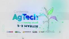 Conferința AgTech 2021, Ziua 1