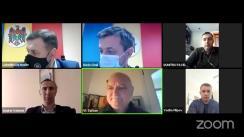 Ședința Comisiei Electorale Centrale din 2 martie 2021