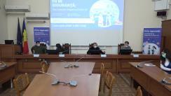Conferință de presă organizată de Ministerul Sănătății, Muncii și Protecției Sociale de prezentare a rezultatelor primei zile de vaccinare împotriva COVID-19, în Republica Moldova