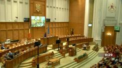 Ședința în plen a Camerei Deputaților României din 3 martie 2021