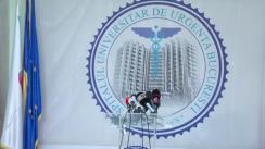 Declarație de presă susținută de prim-ministrul României Florin Cîțu după imunizarea persoanei cu numărul un milion, care primește doza de vaccin împotriva COVID-19