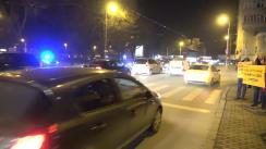 """Protest """"Rușine, Justiția Română! Ne vedem la CEDO! #10august"""", organizat de Reset Iași și Declic"""
