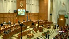 Ședința în plen a Camerei Deputaților României din 9 martie 2021