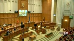 Ședința în plen a Camerei Deputaților României din 10 martie 2021