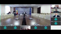 Ședința Comisiei de control al finanțelor publice din 9 martie 2021