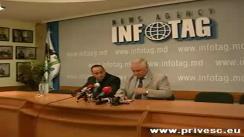 Valerii Klimenko - Reacția minorităților naționale față de actuala situație politică din Republica Moldova