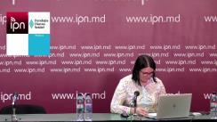 """Dezbaterea publică organizată de Agenția de presă IPN la tema """"Vaccinarea: plătită sau gratuită, voluntară sau obligatorie, cu sau fără alegere?"""""""