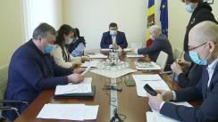 Ședința Comisiei economie, buget și finanțe din 11 martie 2021
