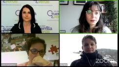 """""""Puterea comunității. Dezvoltare comunitară pentru dezvoltare durabilă"""" - discuție organizată de GuerrillaVerde.ro"""