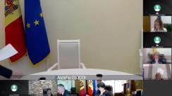 Ședința Guvernului Republicii Moldova din 15 martie 2021