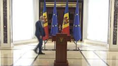 Consultările Președintelui Republicii Moldova, Maia Sandu, cu Fracțiunea ACUM Platforma DA