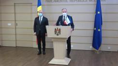 Declarația Grupului PRO Moldova în timpul ședinței Parlamentului Republicii Moldova din 18 martie 2021