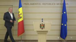 Declarațiile lui Vasile Bolea în timpul ședinței Parlamentului Republicii Moldova din 19 martie 2021