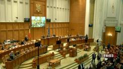 Ședința în plen a Camerei Deputaților României din 22 martie 2021