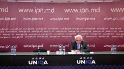 """Conferința de presă organizată de Grupului de Lucru Planificare și Management a Bazinului Hidrografic Nistru al Comisiei Nistrene cu tema """"Ziua Mondială a Apei 2021"""""""