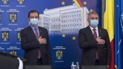 Ședința de evaluare a activității Ministerului Afacerilor Interne din România pentru anul 2020
