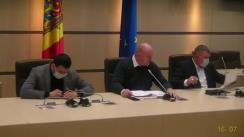 Ședința Comisiei juridice, numiri și imunități din 24 martie 2021