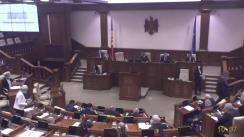 Ședința Parlamentului Republicii Moldova din 25 martie 2021