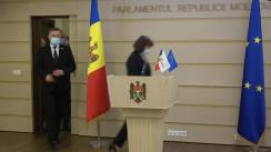 Declarația Grupului parlamentar PRO MOLDOVA în timpul ședinței Parlamentului Republicii Moldova din 25 martie 2021