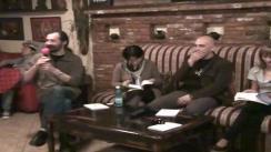 Lecturi & dezbateri: Literatura română în tranziție. Teme și tendințe. Invitați: Gabriela Adameșteanu, Constantin Cheianu, Iulian Ciocan, Dan Lungu. Moderator: Vitalie Ciobanu