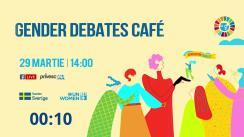 "Evenimentul Gender Debates Café organizat de UN Women Moldova ""#YOUthdemand"""