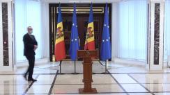 Consultările Președintelui Republicii Moldova, Maia Sandu, cu Fracțiunea Partidului Socialiștilor din Republica Moldova