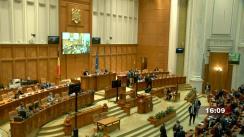 Ședința în plen a Camerei Deputaților României din 29 martie 2021