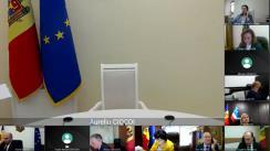 Ședința Guvernului Republicii Moldova din 30 martie 2021