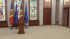 Declarații de presă susținute de Președintele Republicii Moldova, Maia Sandu, după ședința Consiliului Suprem de Securitate din 30 martie 2021